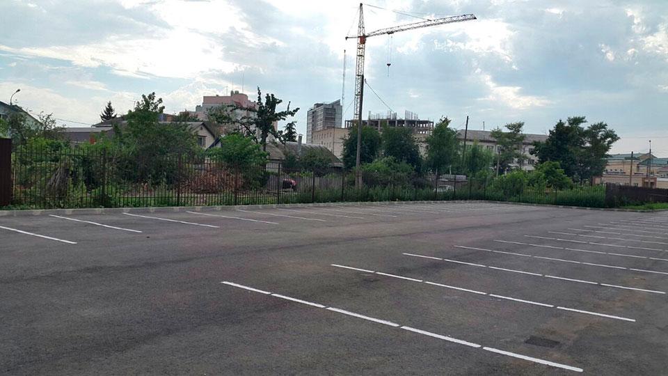 Установка сварного забора в Орле - фото №11