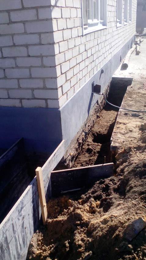 Процесс строительства веранды - этап №11 фото
