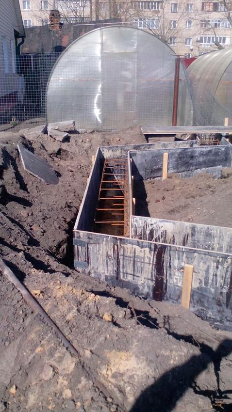 Процесс строительства веранды - этап №14 фото