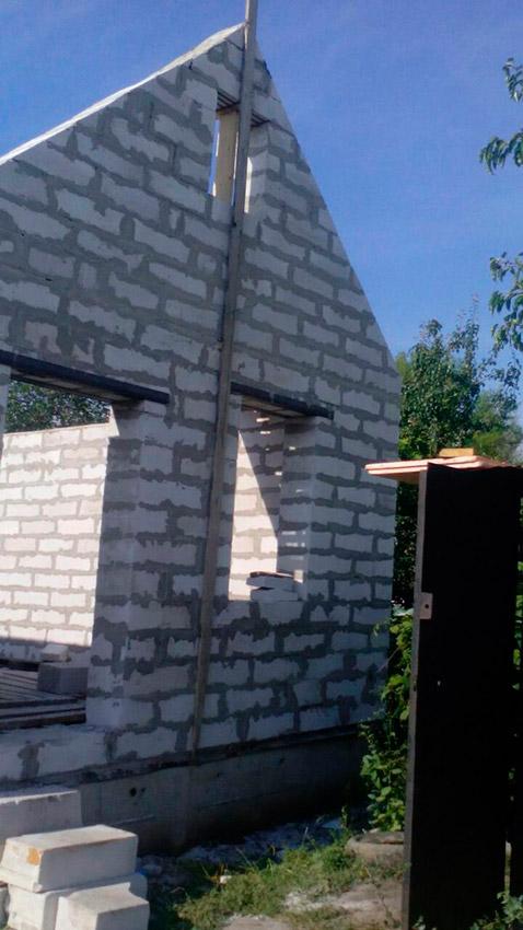 Строительство дачного дома - фото №9
